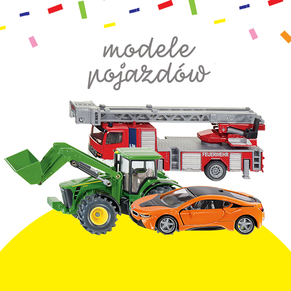 modele pojazdów