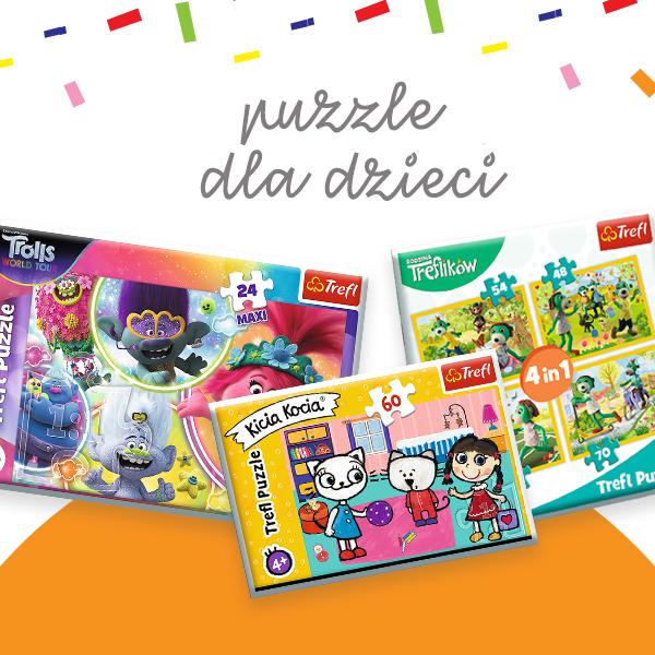puzzle dla dzieci